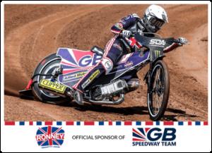 Sponsor - GB Speedway Team
