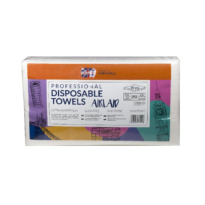 Chłonny Ręcznik Z Tłoczeniem Typu AIRLAID