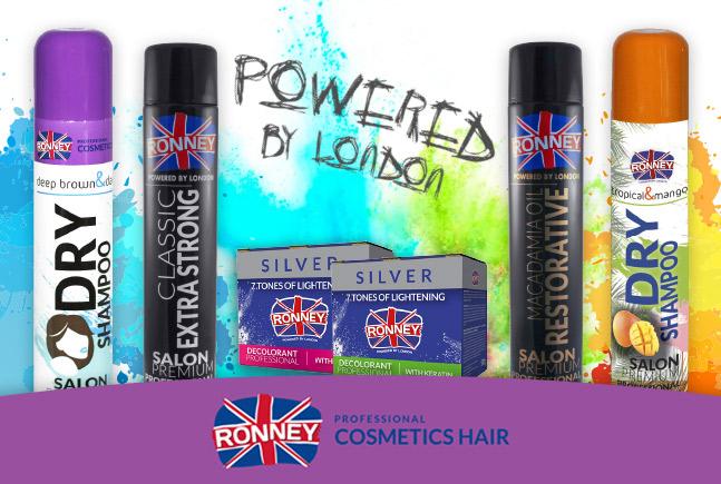 Wprowadzenie kategorii - Professional Cosmetics Hair